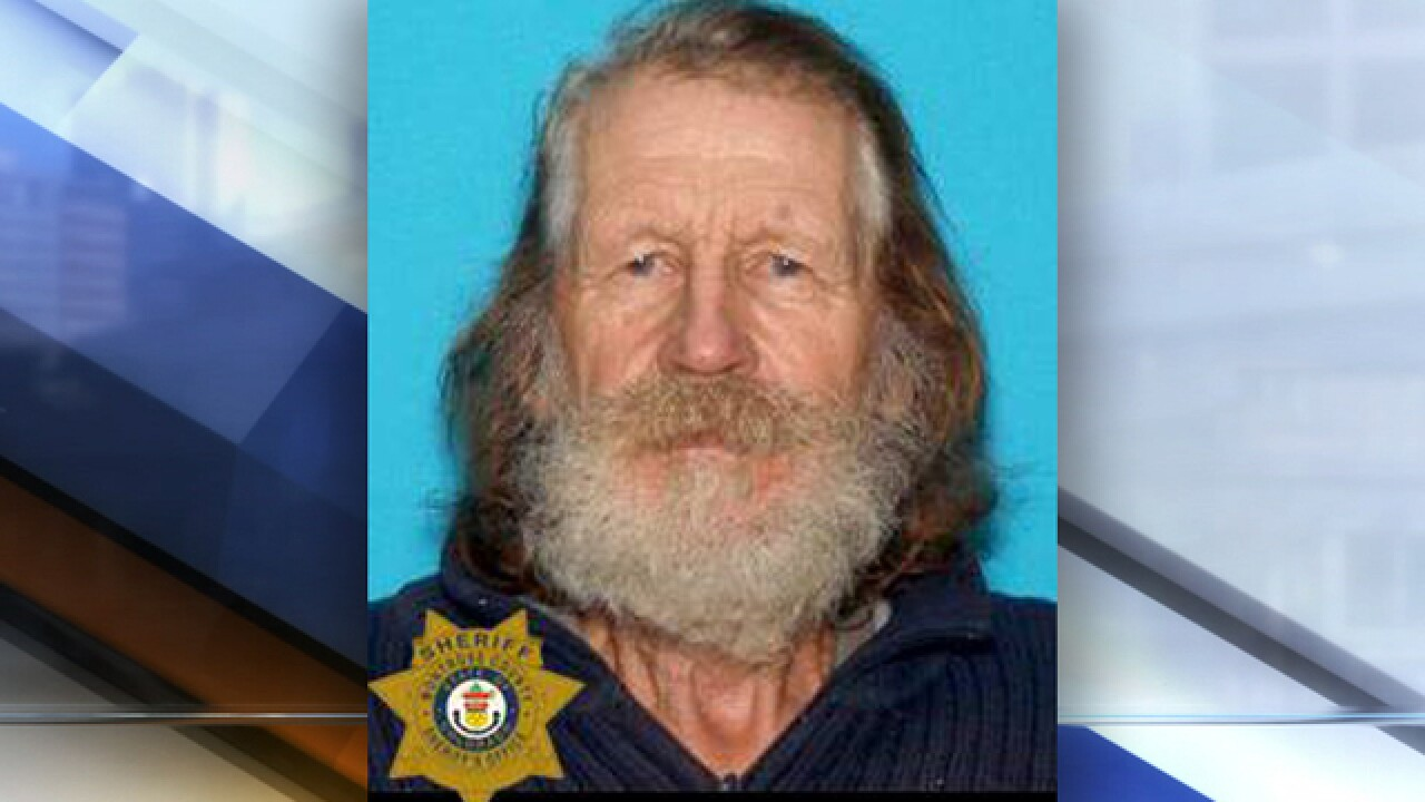 Montrose County authorities searching for 78-year-old missing man