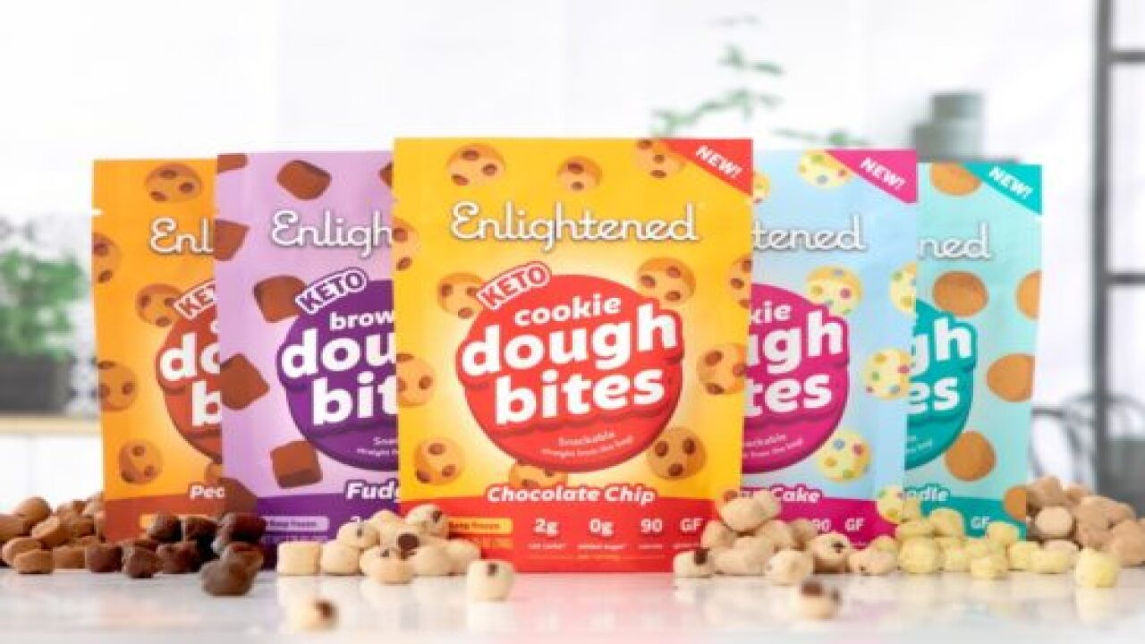 You Can Now Buy Keto Cheesecake And Cookie Dough Bites