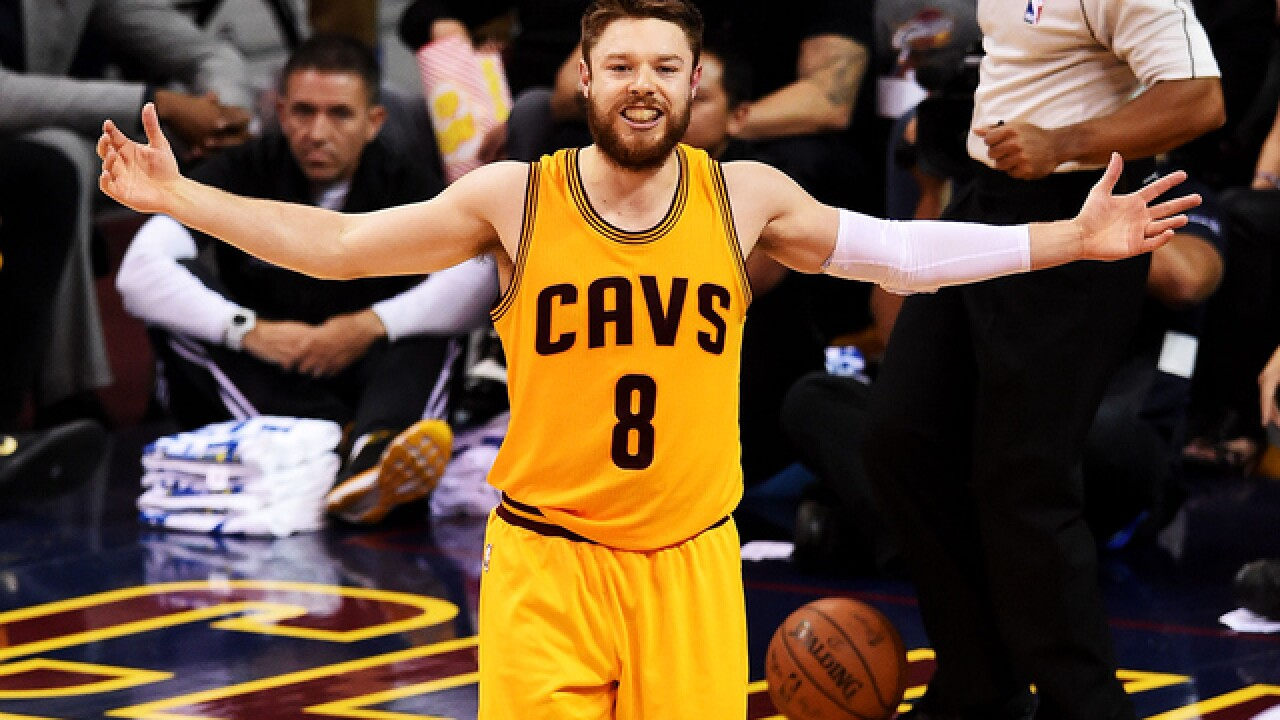 Image result for dellavedova cavs
