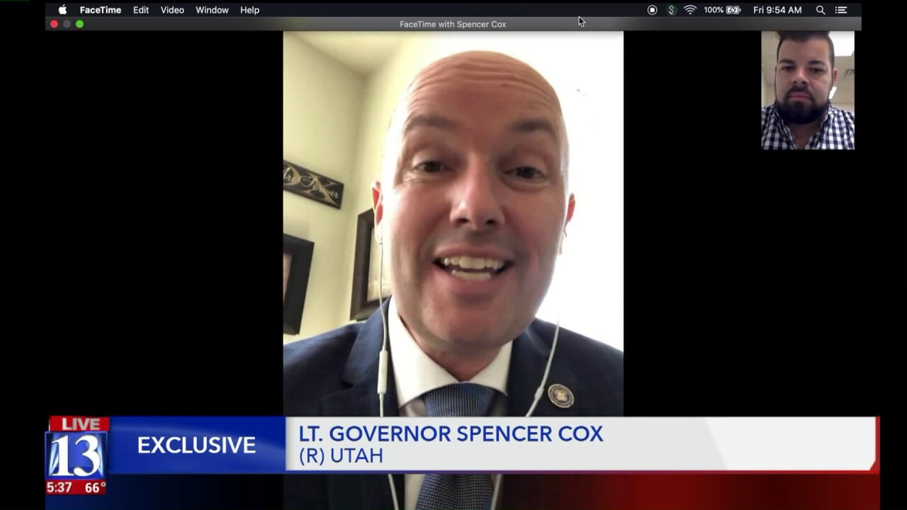 Utah government employees are trying out telecommuting from home in a new experiment
