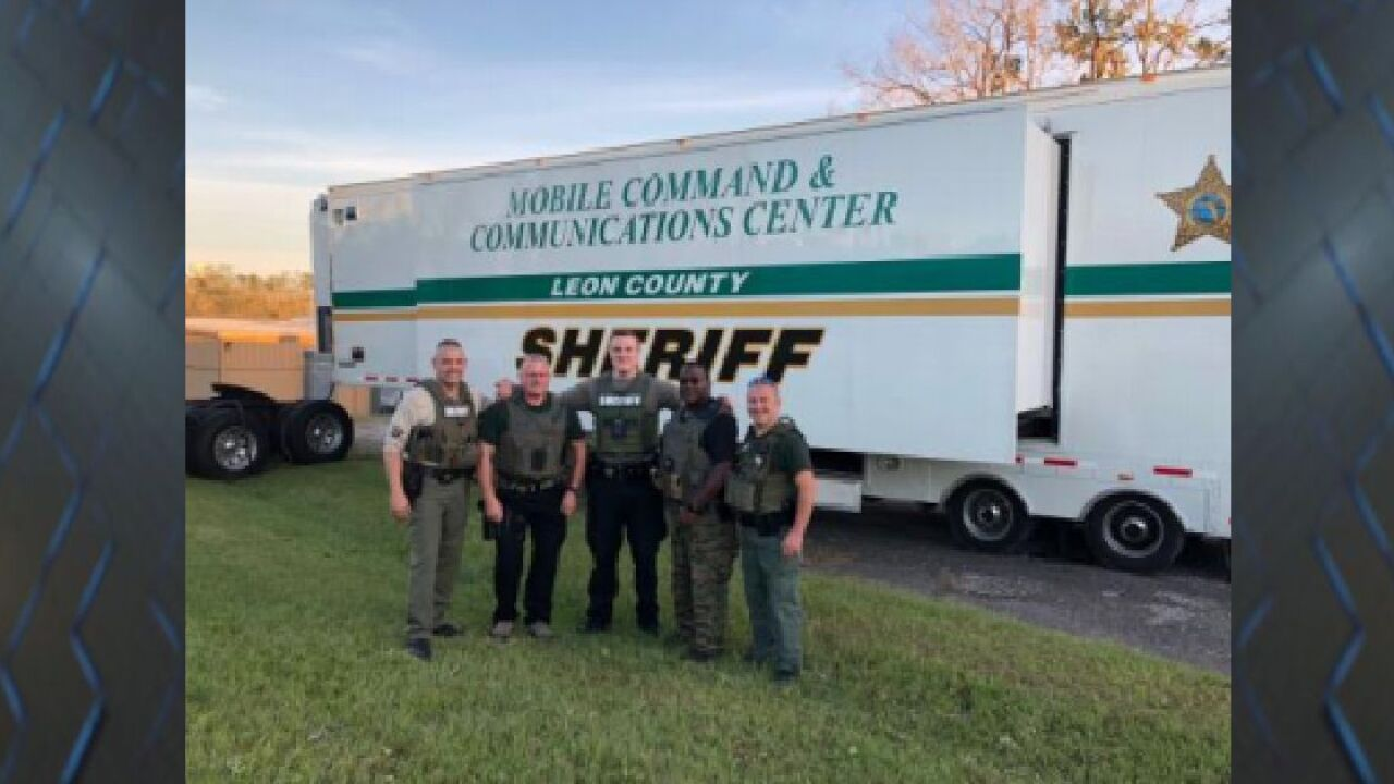 LCSO helps surrounding counties following Hurricane Michael 2