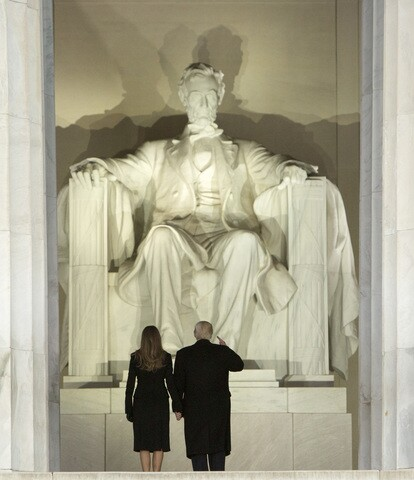 The Inauguration of Donald Trump, 45th President of the United States