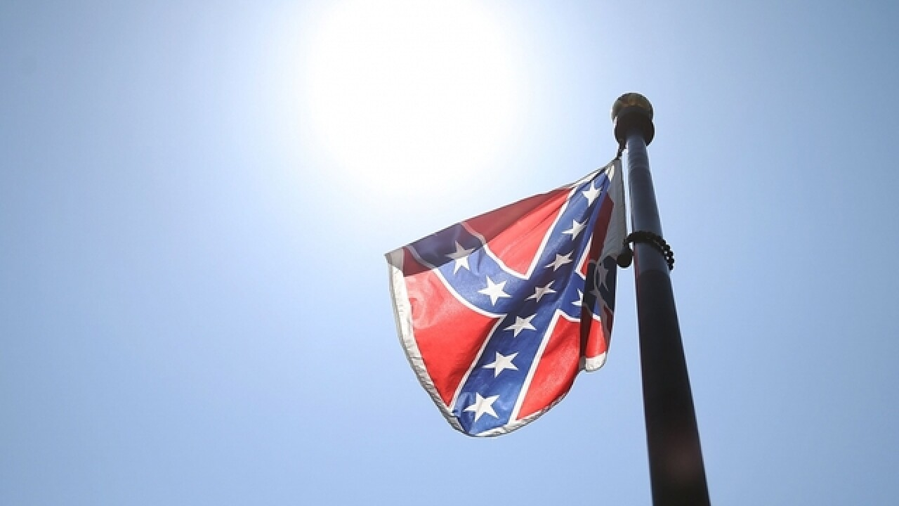 Confederate flags may be banned at VA cemeteries