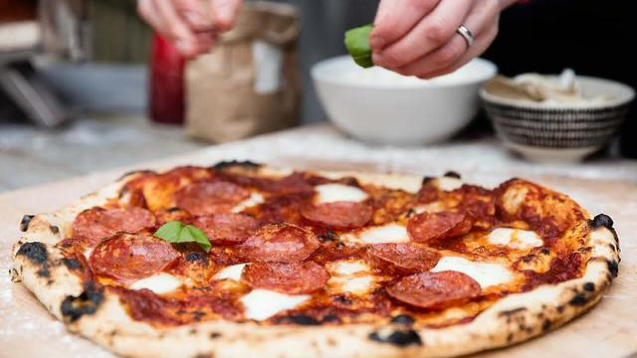 Company looking for pizza taste testers, will send you portable wood-fired pizza oven