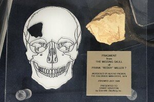 Alferd Packer_victim skull