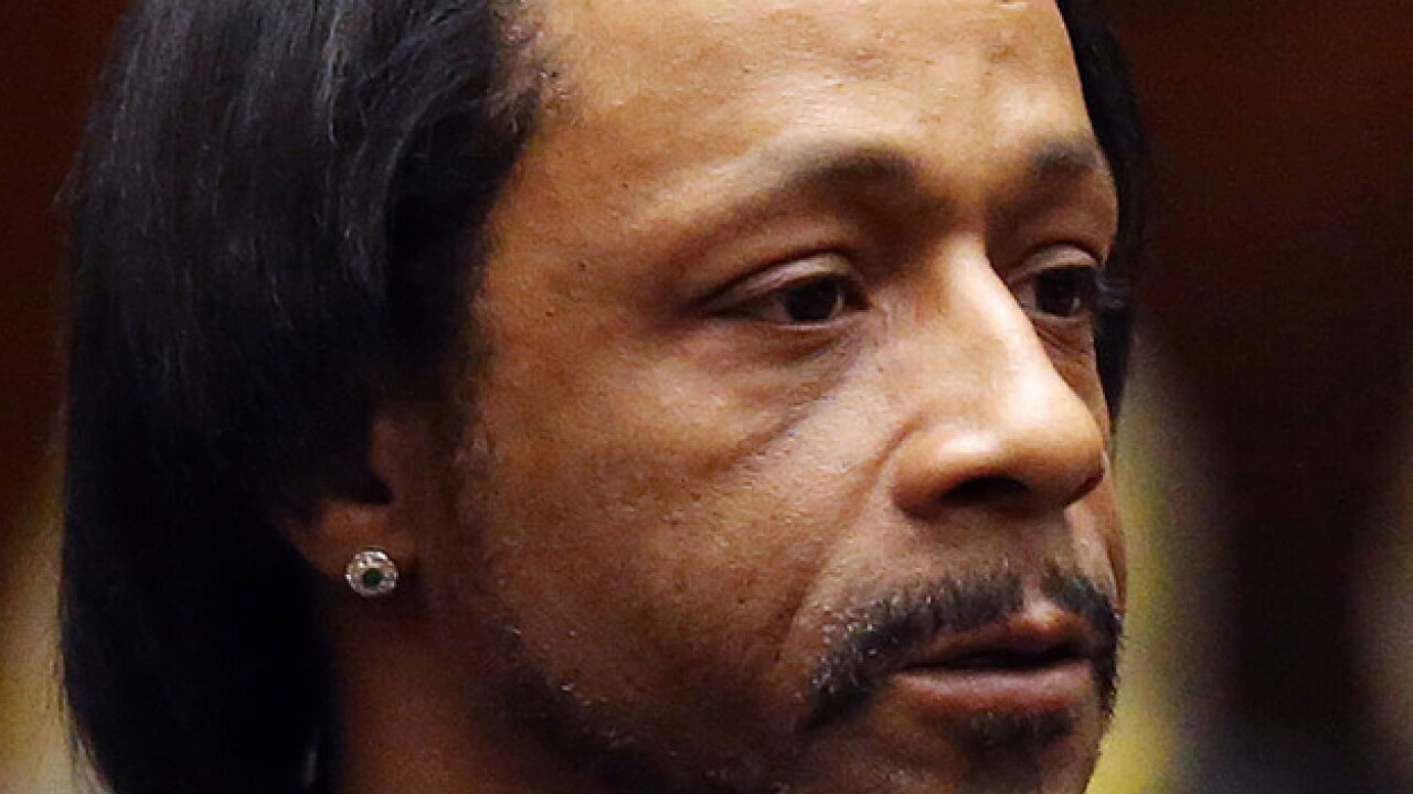 Comedian Katt Williams says husband of radio personality pointed gun at him after interview