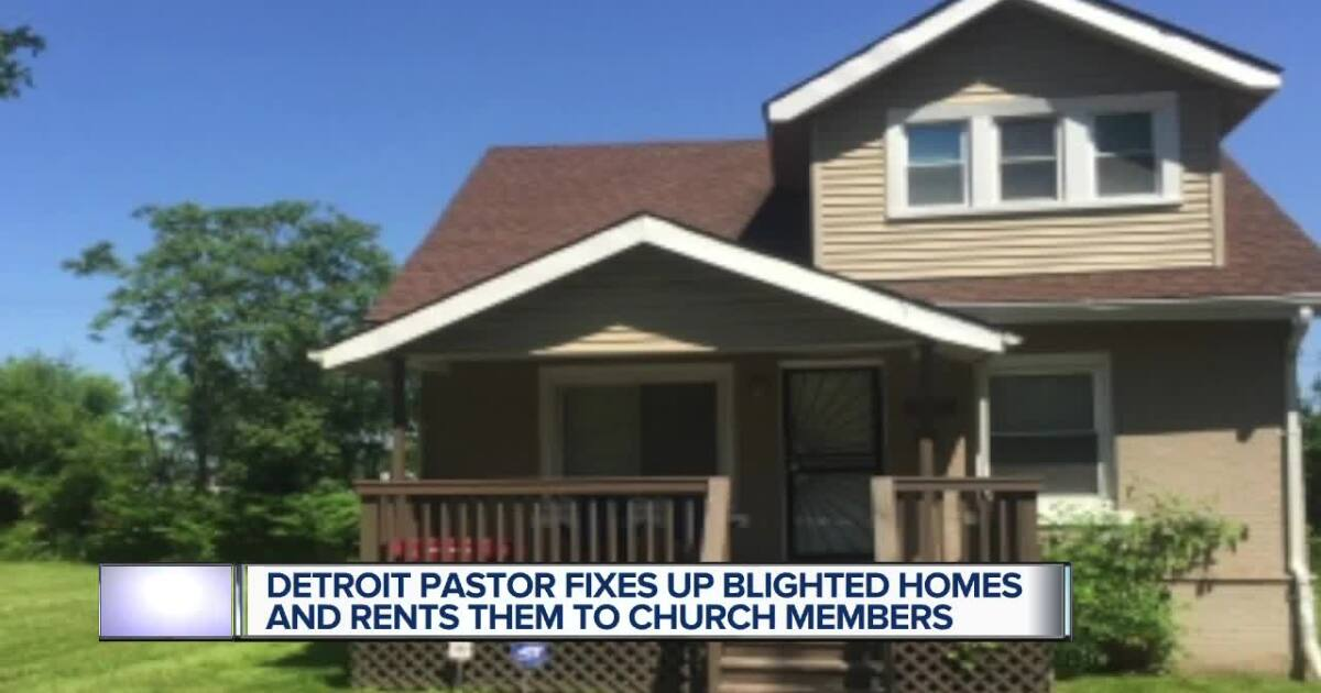 Local pastor leads mission to change neighborhood