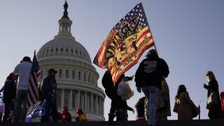 2020 Election Protests Washington