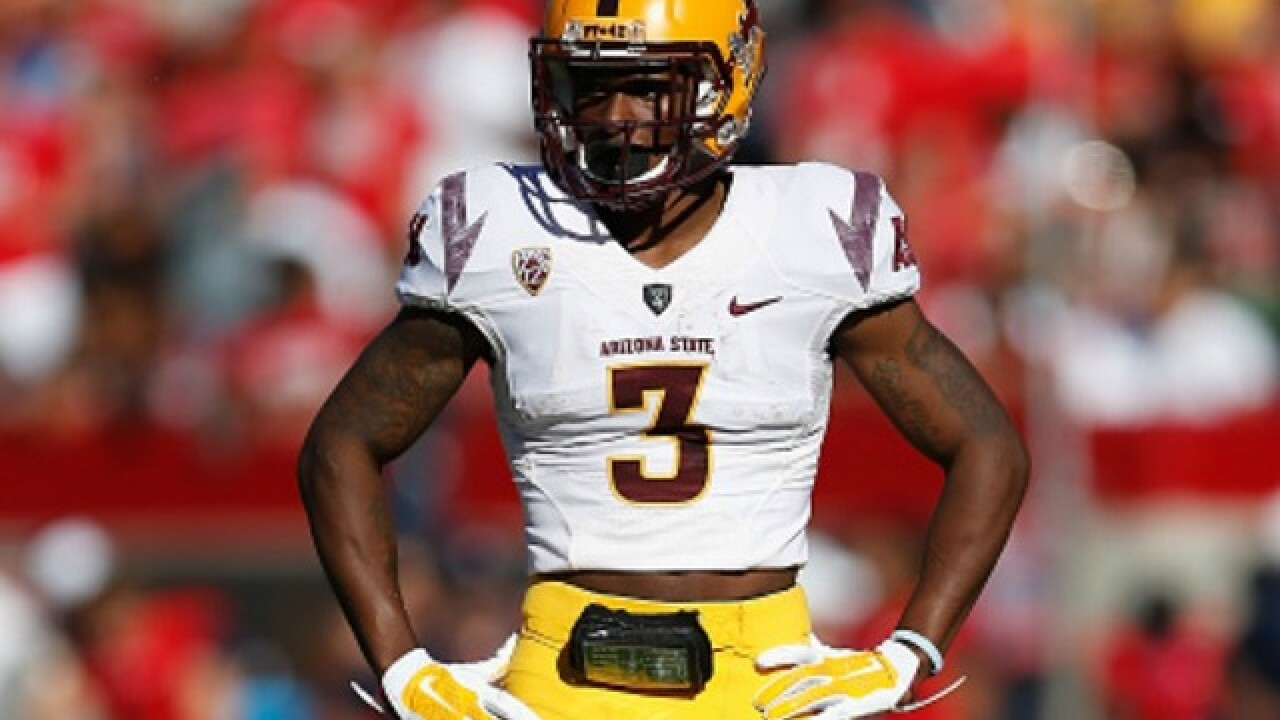 new style 809f0 06386 ASU alum Damarious Randall promises free jerseys if ...