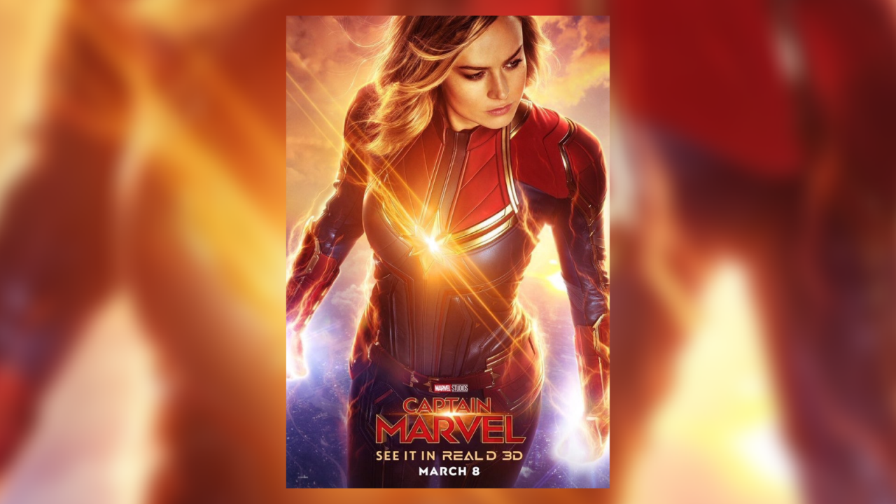 Act 3 podcast: Episode 4 – Captain Marvel