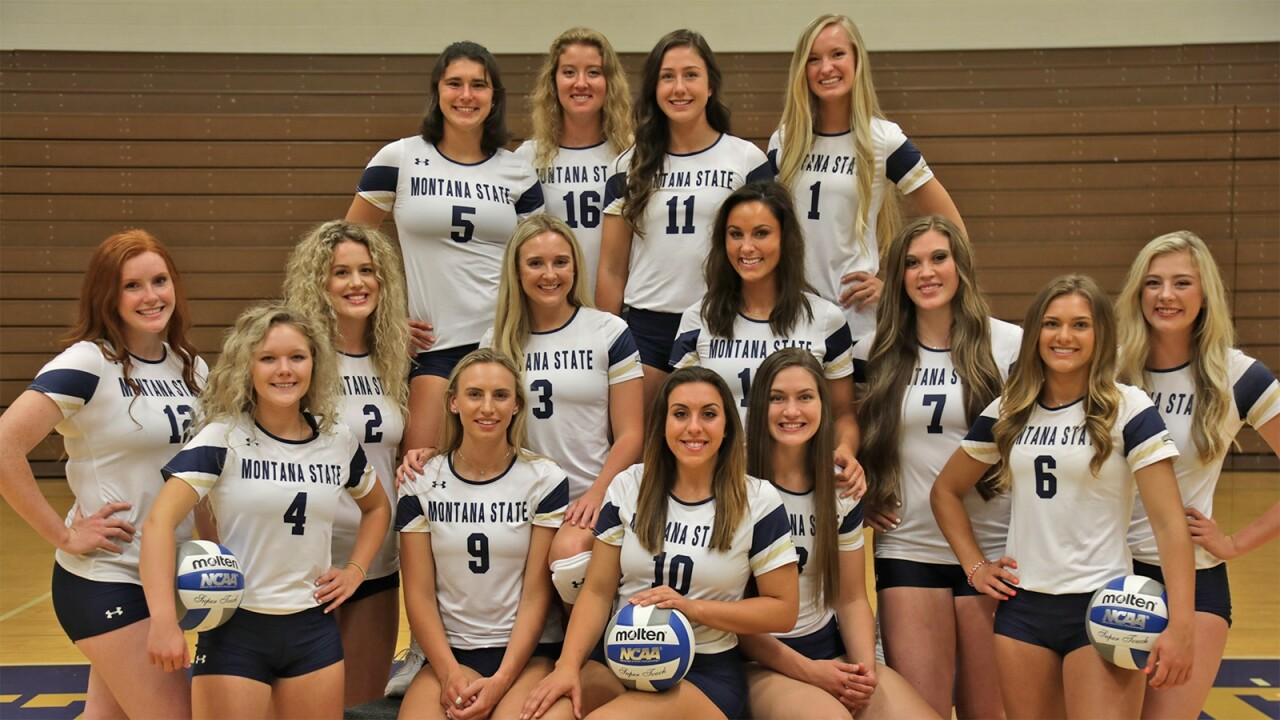 Msu Volleyball Opens Season On The Road
