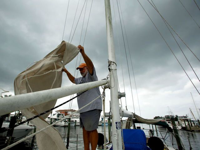 Florida preps for Hurricane Irma