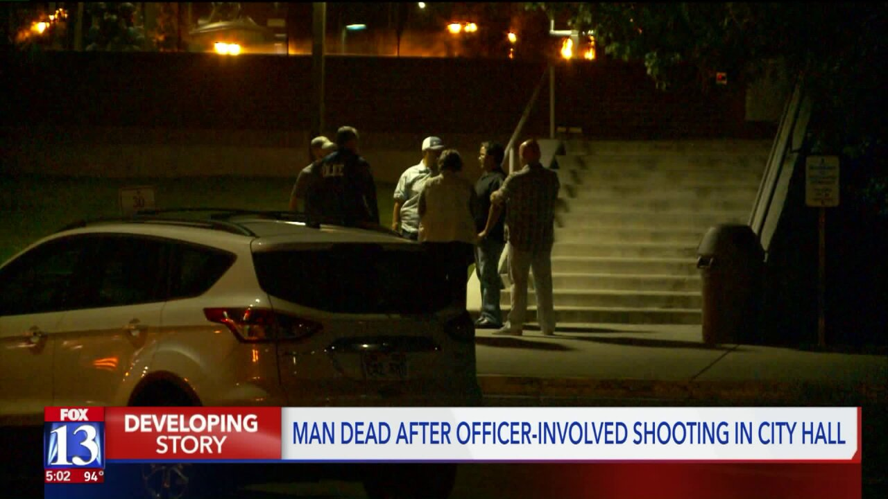 West Valley police identify man shot and killed by officer during DUI processing altercation