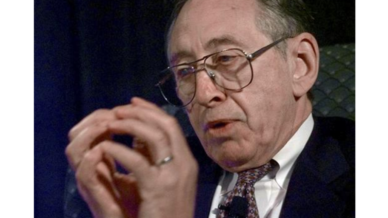 Author Alvin Toffler, who wrote 'Future Shock,' dead at 87