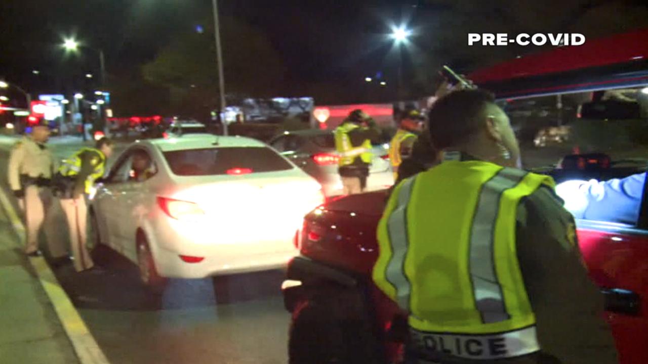 As Las Vegas reopens, law enforcement prepares for rise in D.U.I.