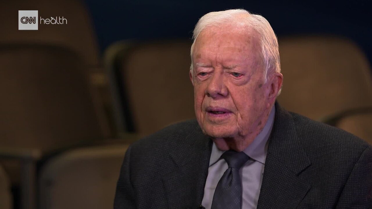 On Friday, Jimmy Carter becomes the oldest living former president ever