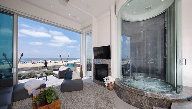$5,649,000 Oceanfront home for sale on Pacific Beach boardwalk