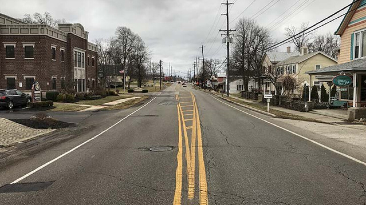 West Chester's Cin-Day Road about to get wider