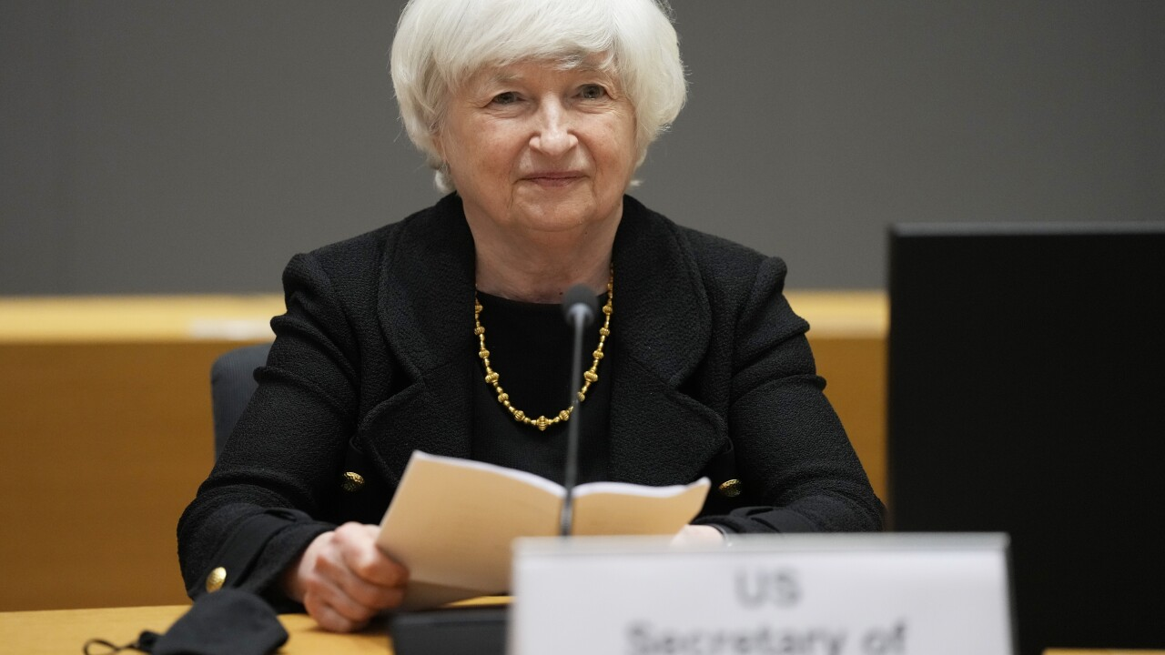 Debt Limit Yellen