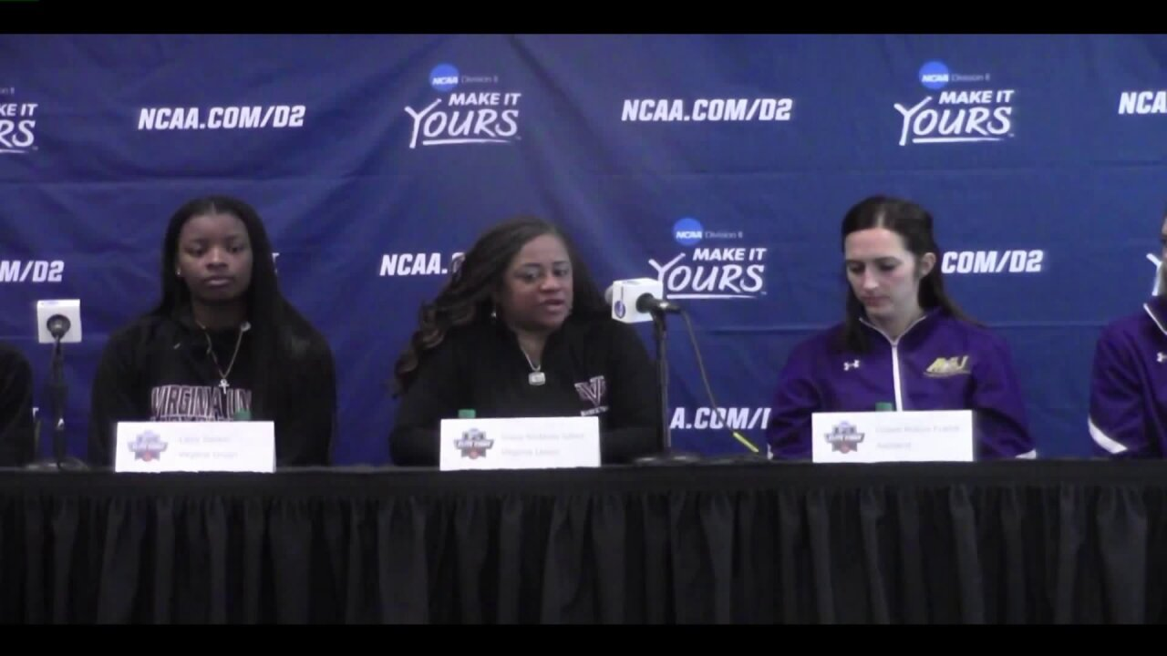 VUU Lady Panthers to play for Division 2 national title tonight