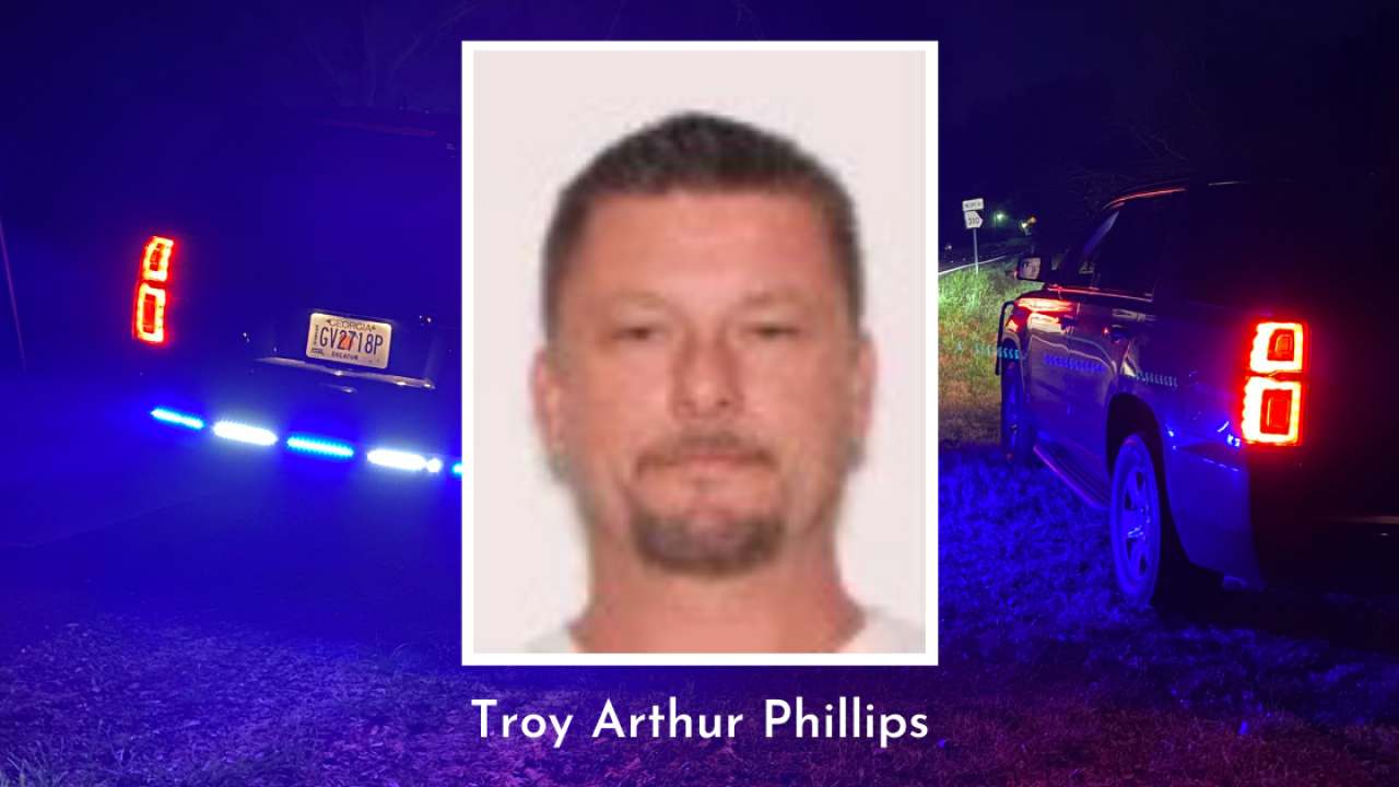 1 deputy in critical condition, another hurt in Brinson shooting, manhunt underway