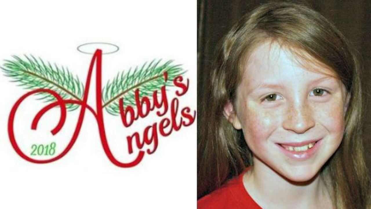 Community will honor Abby Williams with 'Angel Boxes' again this Christmas