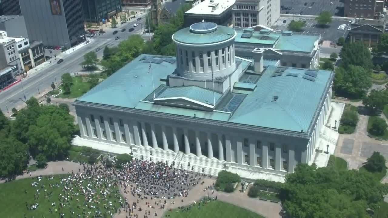 The Ohio Statehouse
