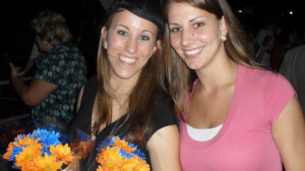 Alison Posey Graduation Picture
