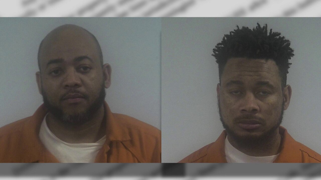Fentanyl shipped from across the country leads to arrest of two men