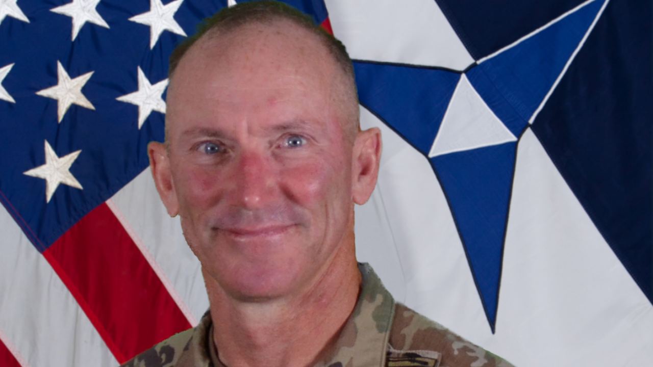 "Commanding Sgt. Maj. Arthur ""Cliff"" Burgoyne III"