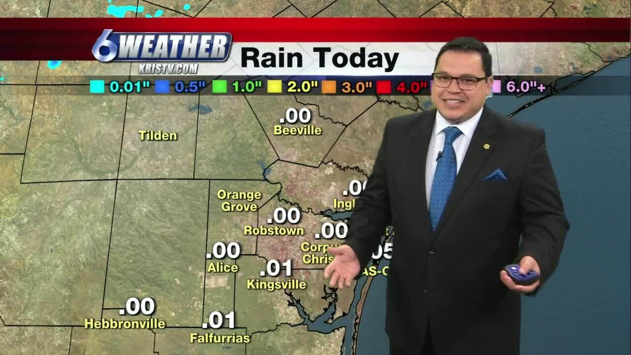 Juan Acuña's weather for Jan. 22, 2021