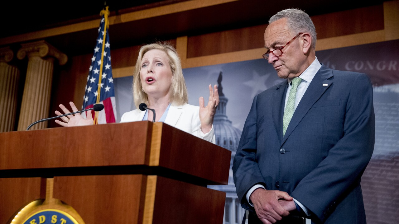 Gillibrand, Schumer announce over $2.2 million in federal funding for Upstate New York