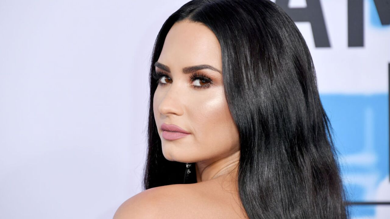Demi Lovato will sing the national anthem on Super Bowl Sunday