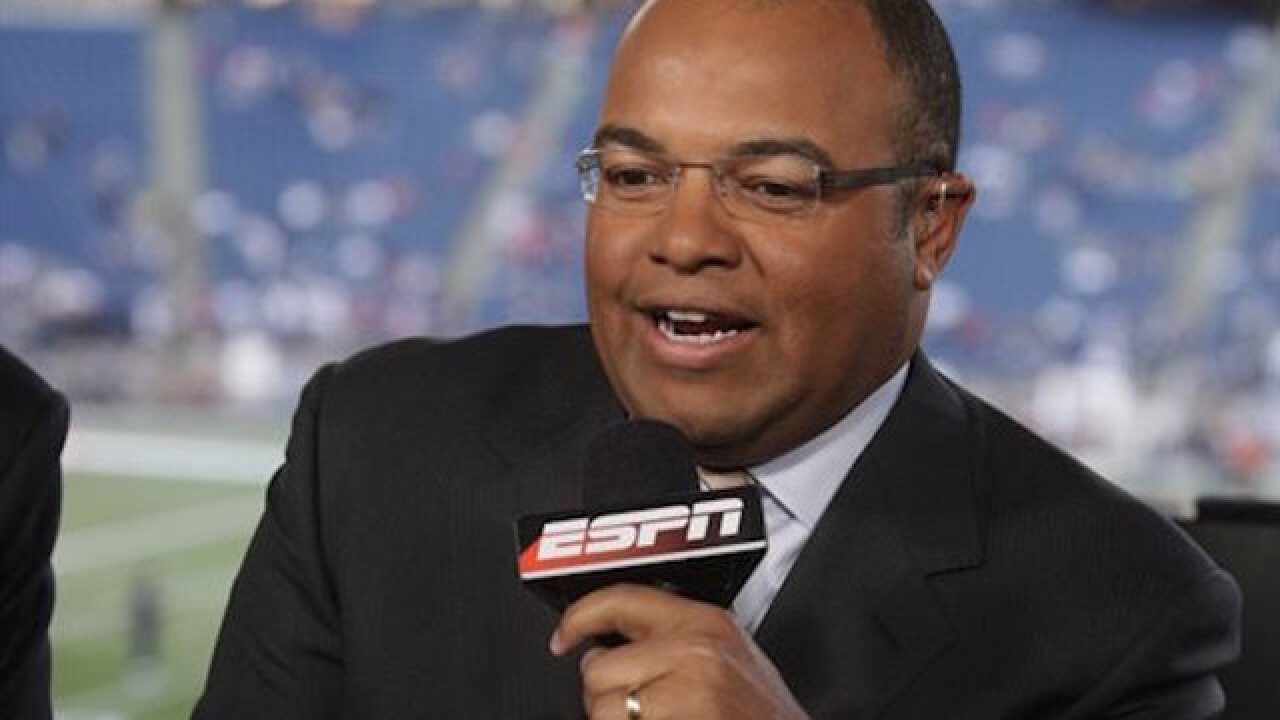 Tirico will take part in Olympics coverage