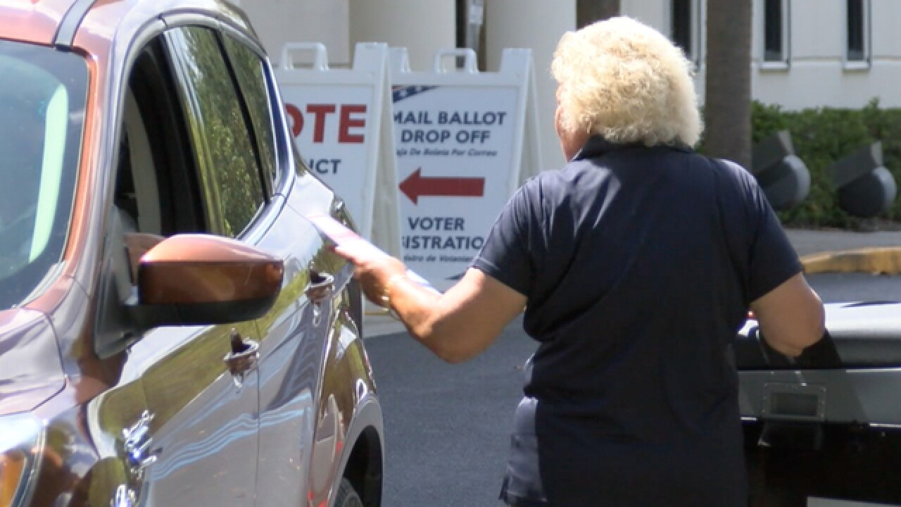Officials: Voter turnout higher than expected