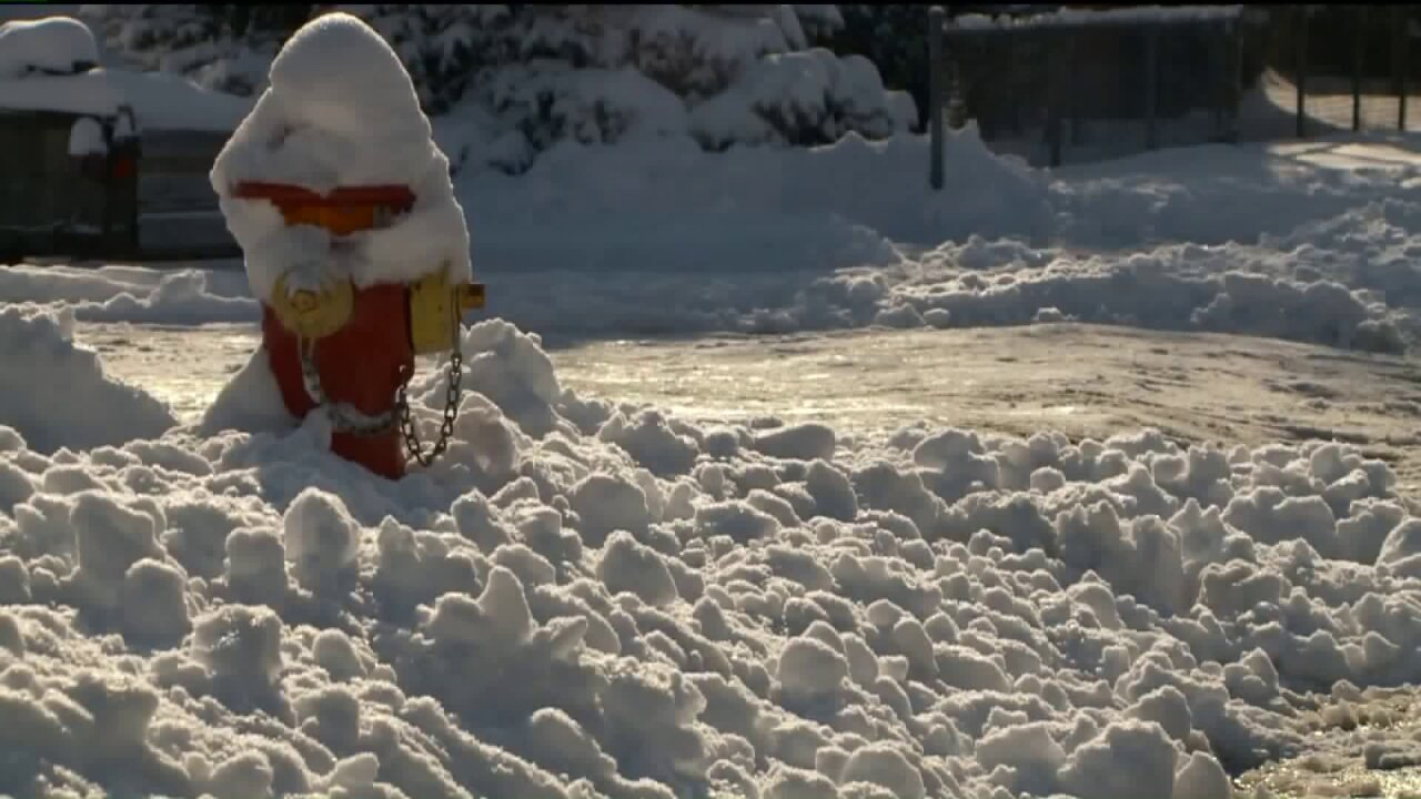 Leaving snow on your sidewalk could turncostly