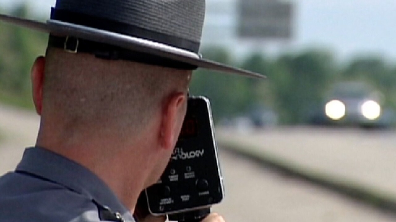 Florida officers cracking down on speeders during week-long speed enforcement operation