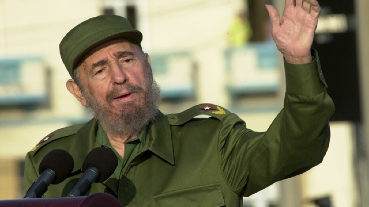 Local expert says Castro's death may change U.S. relations with Cuba