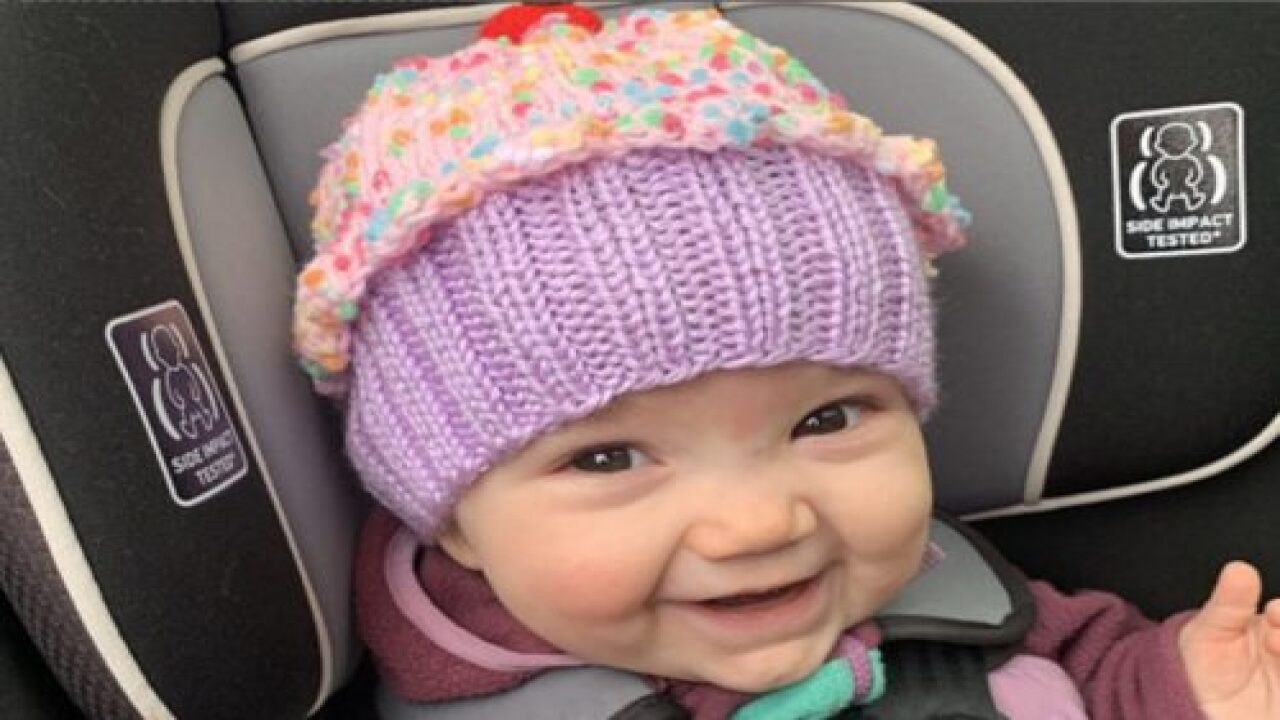 Crochet Cupcake Hats Might Be The Cutest Thing You Can Put On Your Kid's Head