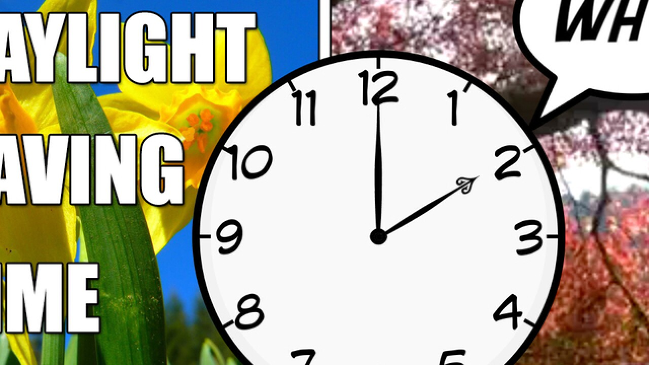 Daylight Saving Time: Why we change our clocks twice a year