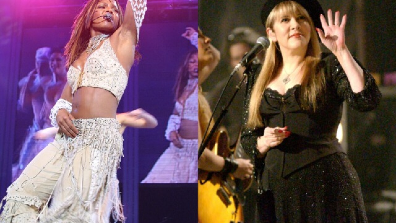 Stevie Nicks, Janet Jackson, Def Leppard among 2019 Rock Hall of Fame inductees