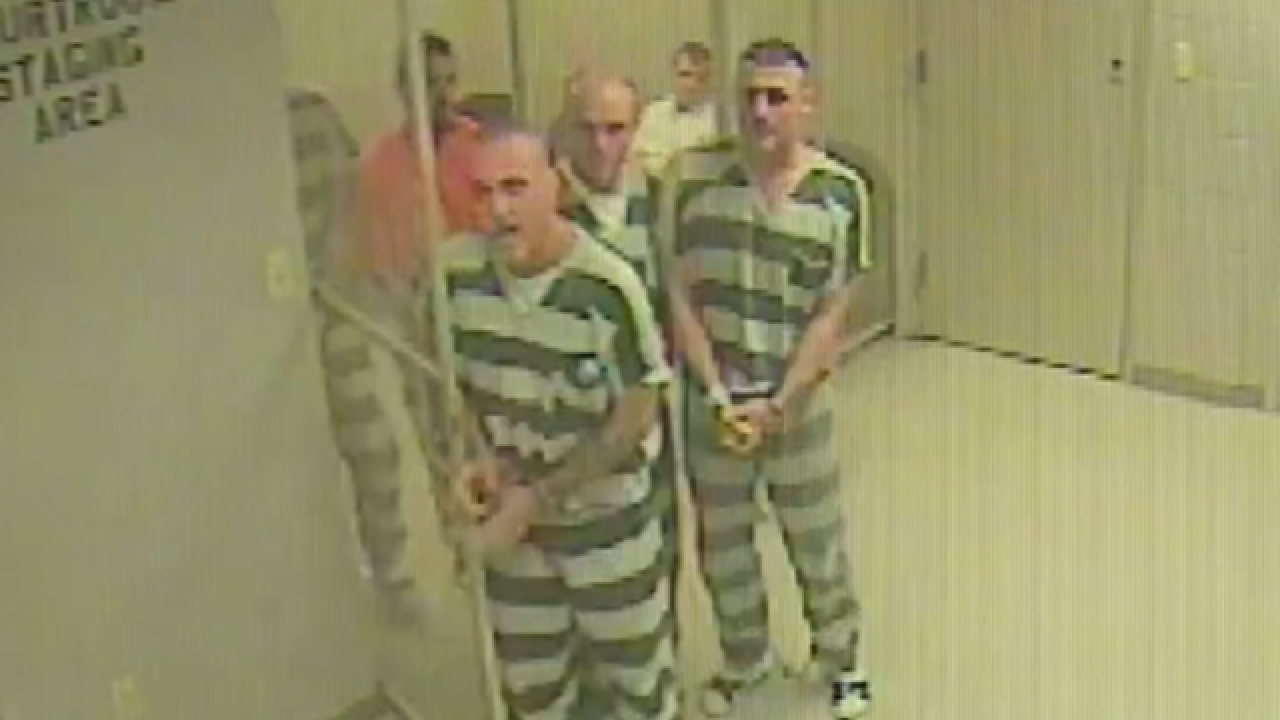 WATCH: Texas jail inmates credited with saving ill guard