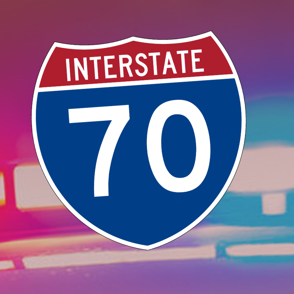 Major Crash Closes Both Directions Of I-70 Near Genesse
