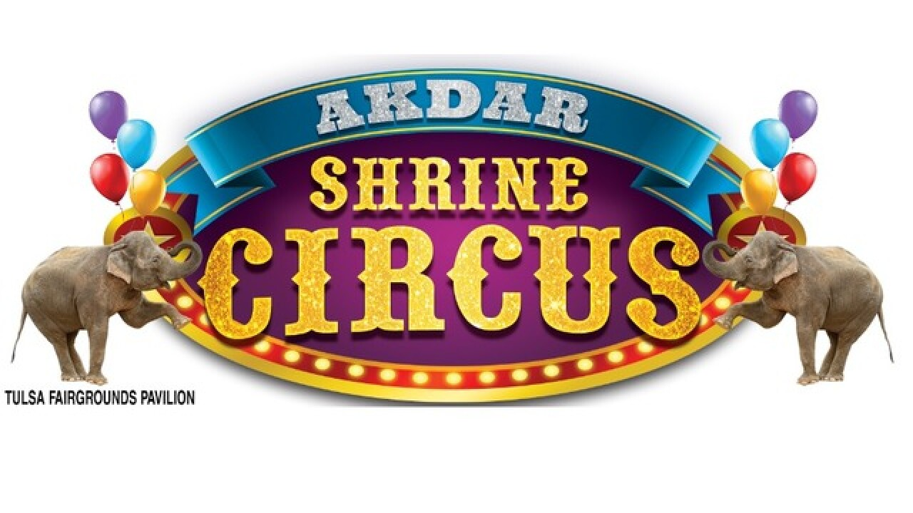 Contest: Win Akdar Shrine Circus family pass