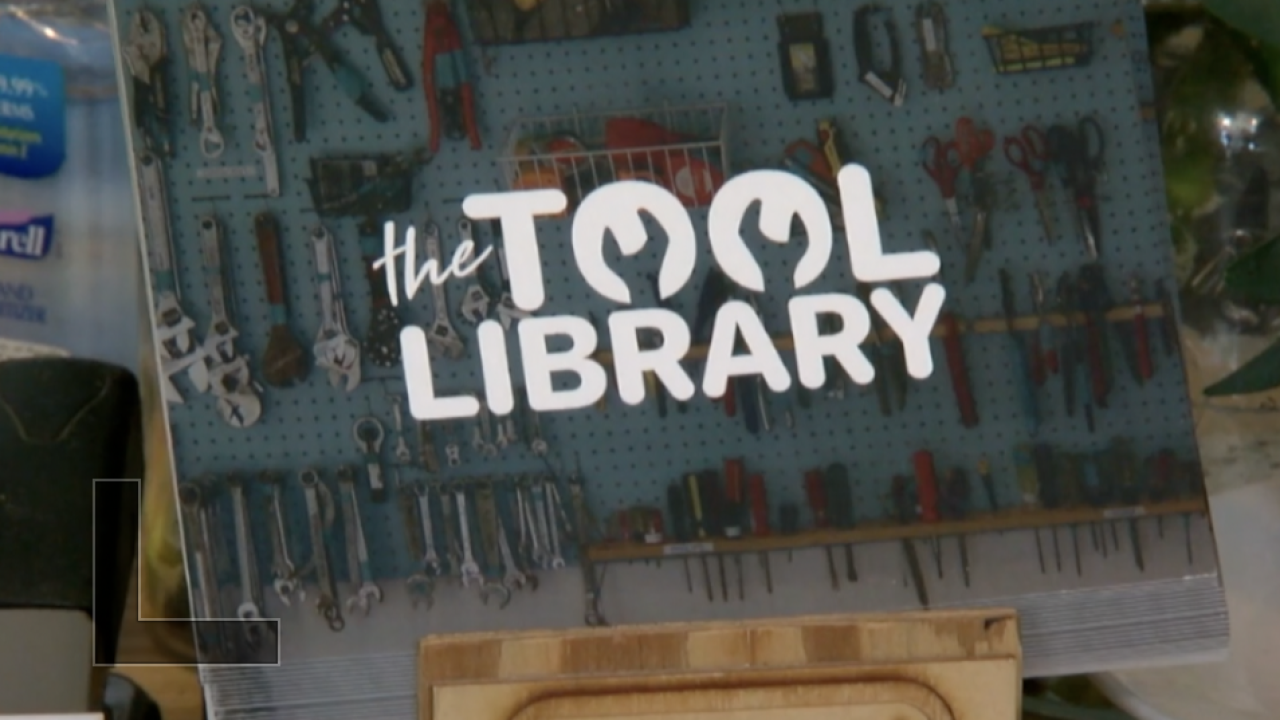 The Tool Library