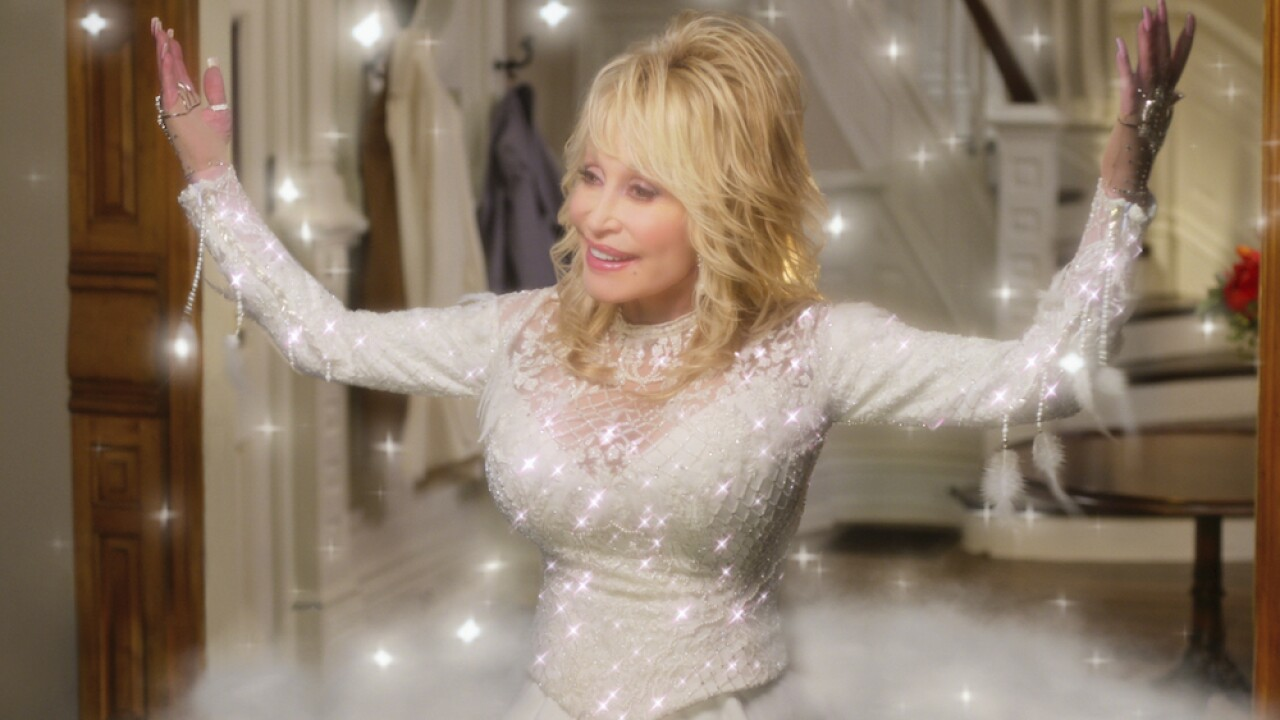 'I just wanted it to do good': Dolly Parton helped fund Moderna's vaccine trial
