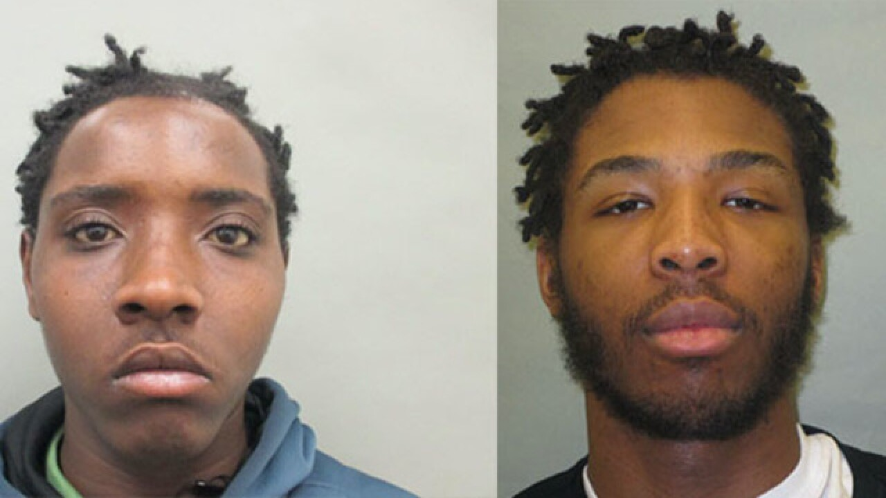 2 charged after robbery of transgender woman