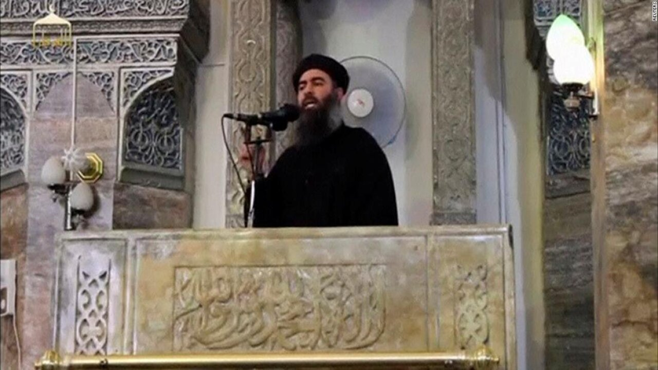 President Trump: ISIS leader Abu Bakr al-Baghdadi killed in raid