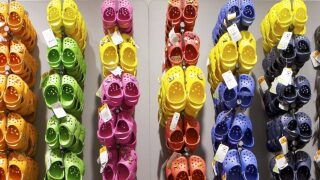All essential workers—not just those in healthcare—can now get free Crocs
