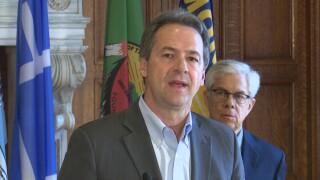 Gov. Bullock, biz leader urge Montanans to wear masks in public